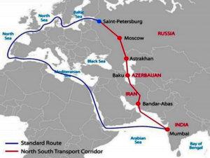 Индия, Россия и Иран углубляют трёхсторонние контакты