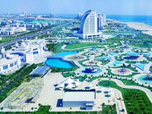 Ашхабад готовится к первому Каспийскому экономическому форуму