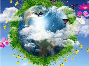Международный день Матери-Земли.