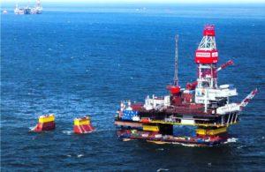 ЛУКОЙЛ добыл на Каспии 35-ти миллионную тонну нефти