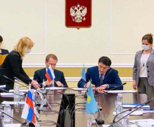 Россия и Казахстан усилят сотрудничество в сфере геологии