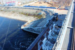 Установлены режимы работы гидроузлов водохранилищ Волжско-Камского каскада