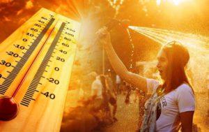 Гидрометцентр России предупредил об очень жаркой погоде на юге страны, объявлен оранжевый уровень опасности
