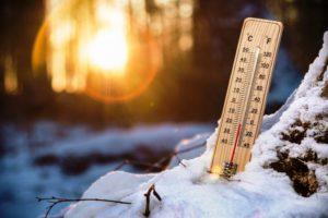 Подготовлен вероятностный прогноз температурного режима в России на отопительный период (октябрь-март) 2021/2022 гг.